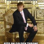 TrumpThrone